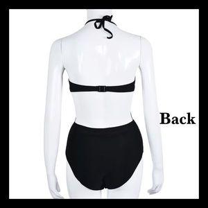 Swim - 1 Piece Black & White Swimsuit. #1 BEST SELLER!!!